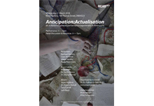 Anticipation : Actualisation, live performance & panel discussion organised by in:Action
