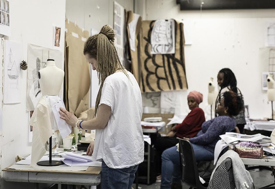 NCAD's First Year Art & Design Studies Exhibition 2018