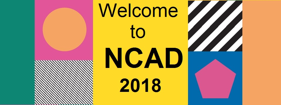 National College of Art and Design - Slider 2018 welcome