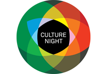 Culture Night 2016 Meet the Artists! Hannah Fitz and Daniel Tuomey.