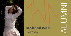 Alumni Mairead Wall
