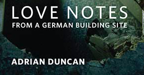 Adrian Duncan's new novel