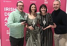 Press Release - Institute of Designers in Ireland IDI Irish Design Awards 2018