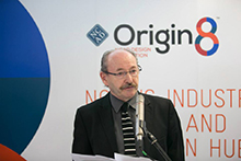 Director's Speech at the Launch of Origin8