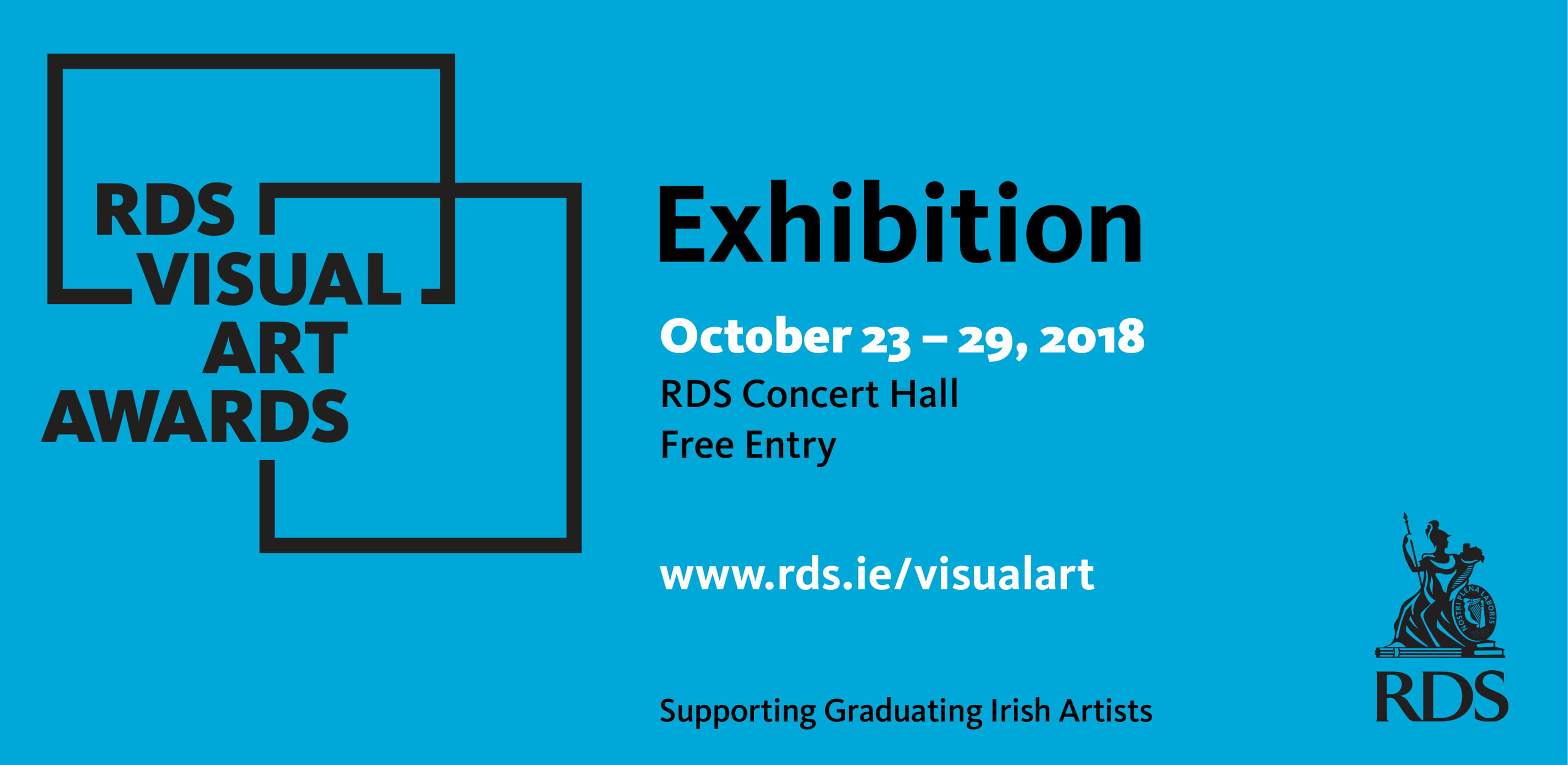 RDS Visual Art Award Winners 2018 Announced