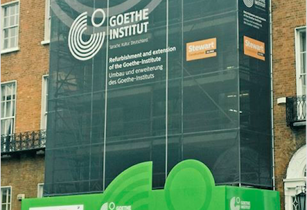 Art in the Contemporary World programme partners the Goethe-Institut, Dublin