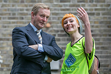 Taoiseach Launches New Innovation Centre at NCAD