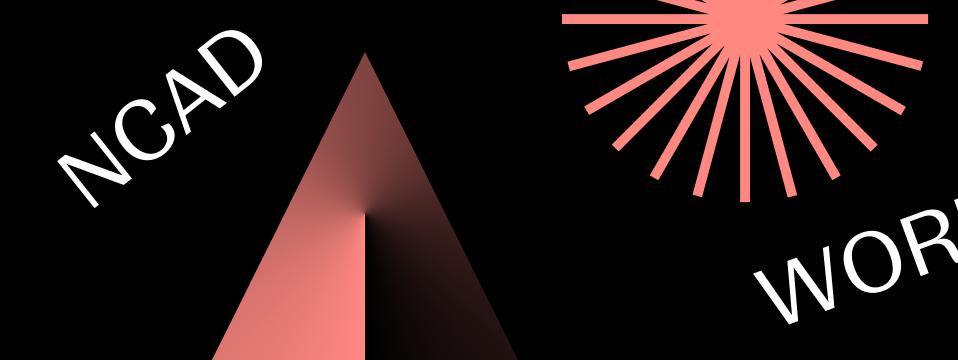National College of Art and Design - Show Banner Slider 2021 1